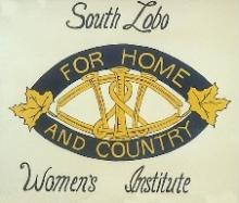 South Lobo Women's Institute